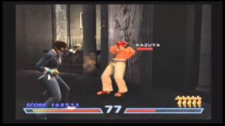 E24K's Tekken 4 - Julia Chang Tekken Force Full Playthrough [P1] thumbnail