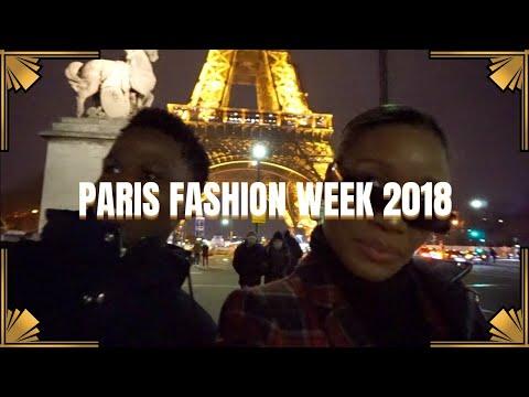 2018 Paris Fashion Week VLOG+LOOKBOOK| Being vegetarian in France!