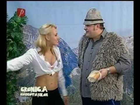 SCENETA ''SEXY BRAILEANCA