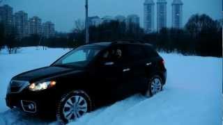 Тест-драйв Acura RDX/Акура РДХ