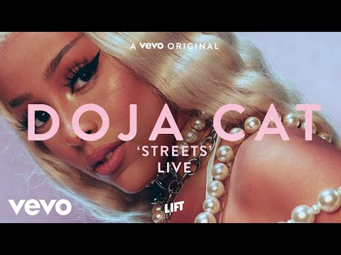 Doja Cat - Streets  Performance  Vevo LIFT