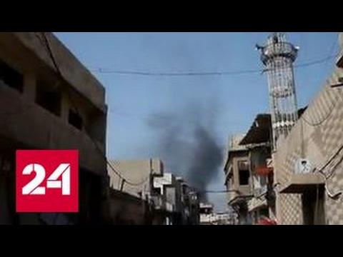 Иракцы намерены выбить исламистов из Мосула за несколько недель