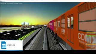 open bve linea 2 en un nm 73 bf vvvf version linea 6