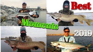 Рыбалка в Дубае Рыбалка Дельта Днепра Лучшие Моменты 2019