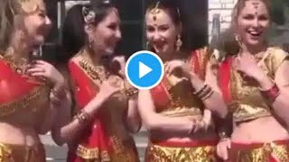 Viral Video: Russian Girls Perform Bhangra on Punjabi Song, Perfect Moves Leaves People Impressed |