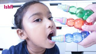 Pre School Toddler Ishfi Learn Colors with Juice