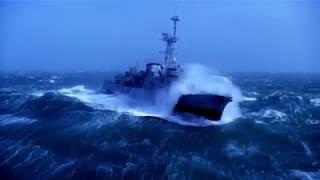 Океан, шторма, земля, океан    video