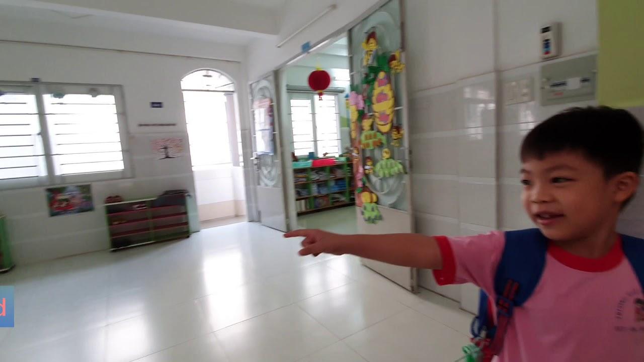 Giới thiệu trường Hồng Nhi của mình   Pepsi Kid