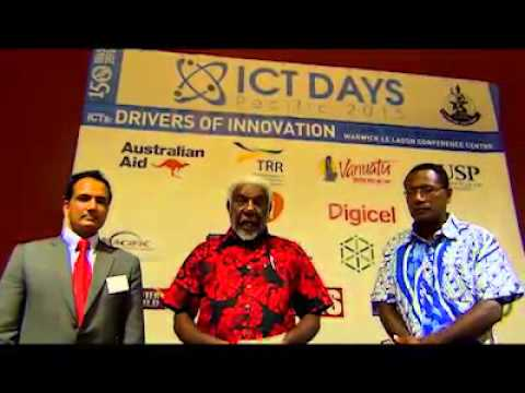 Video Message from Prime Minister of Vanuatu for ITU 150th