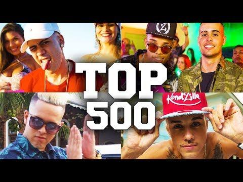 Os 500 Melhores Funks de Todos os Tempos (Atualizada 2017)