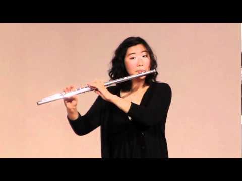 Jennifer Zhou - C.P.E.Bach Sonata in A Minor.mov