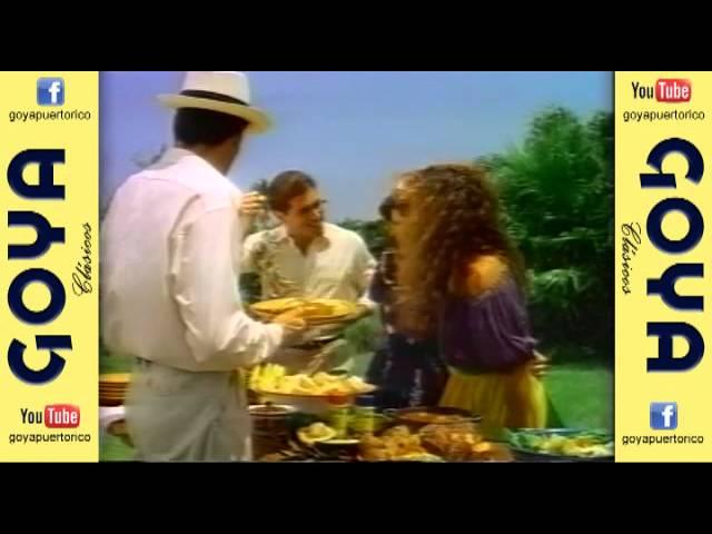 Clásico Adobo Goya - Te da el sabor (90's)