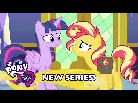 MLP: Equestria Girls S1 - Sunset Shimmer's Saga: Homecoming 🏰