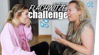 FLACHWITZE WASSERSCHLACHT mit MAMA und OMA | janasdiary