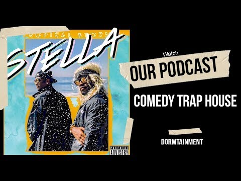 Comedy Trap House Podcast [Exclusive] Ft. The Iconic Duo Tropical Storm