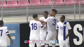 CU17 2017: Curaçao vs Haiti Highlights