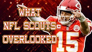 Download How the NFL Overlooked Patrick Mahomes Before His Incredible MVP Season Mp3 and Videos