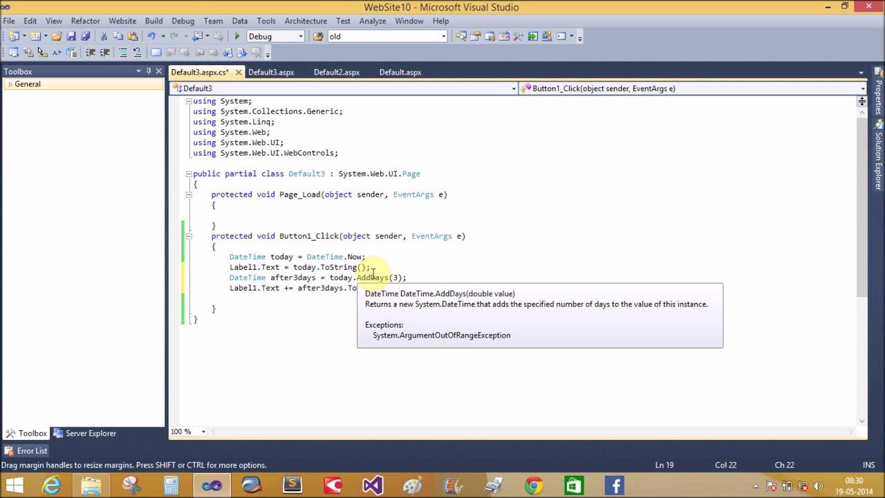 ASP NET dating recensioni software migliore applicazione di chat di hook up