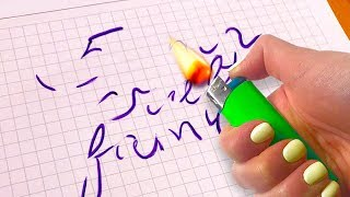 21 COOL TRICKS WITH PENS AND PENCILS