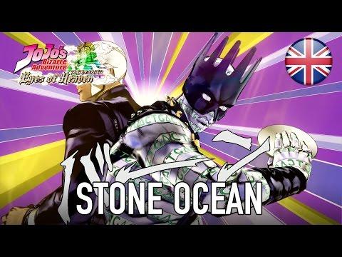 Jojo's Bizarre Adventure: Eyes of Heaven - PS4 - Stone Ocean (Chapter 6 Trailer)