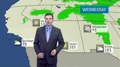 San Diego's Weather Forecast for June 10, 2014