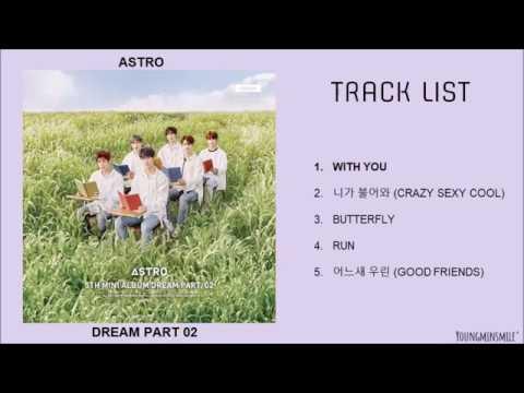 [FULL ALBUM] ASTRO (아스트로) - DREAM PART 2