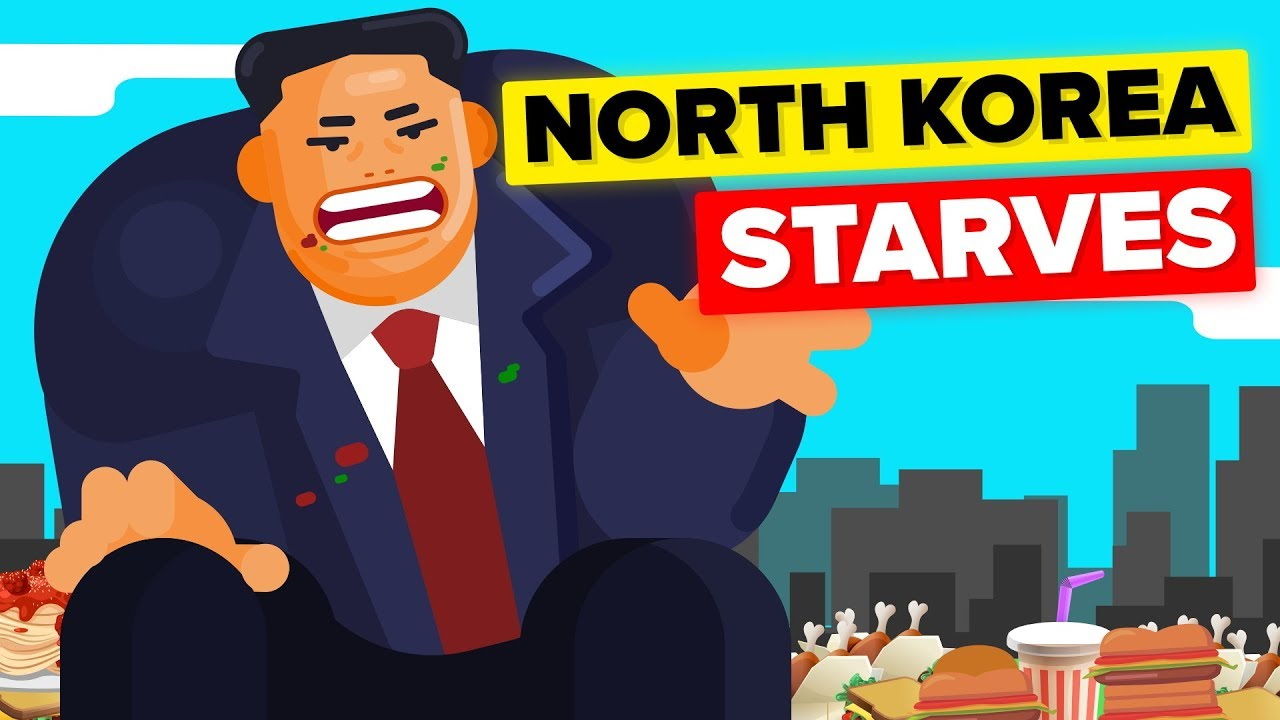 How Can Kim Jong-Un Feast While North Korea Starves?