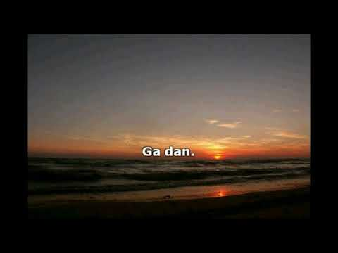 Luc Steeno  - Ga dan ( KARAOKE ) Lyrics