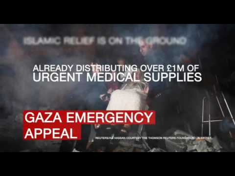 #Palestine | 'Gaza Emergency Appeal'  Islamic Relief UK
