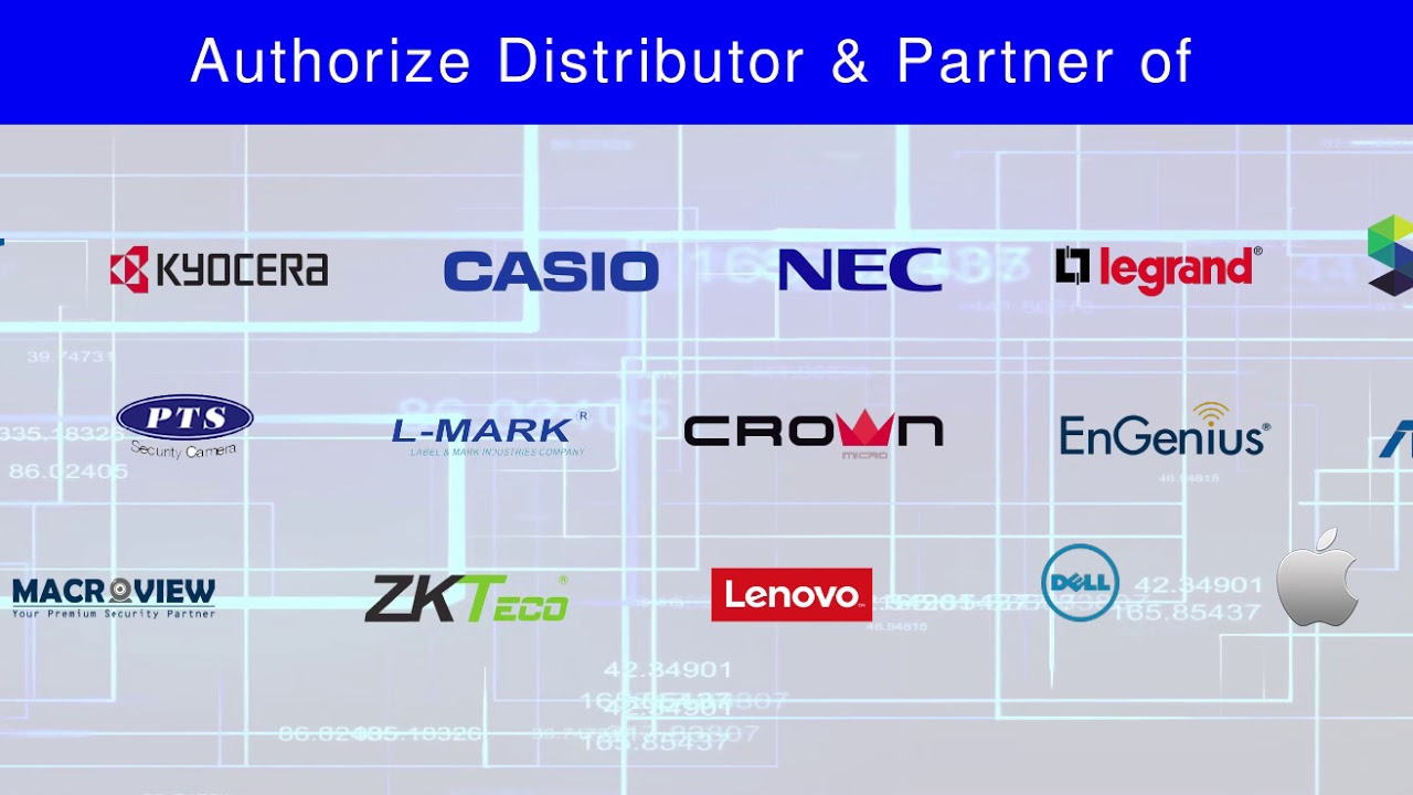Authorized Distributors And Partners Of Product (BMSC Cambodia)