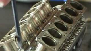 أصغر محرك وقود حقيقي في العالم
