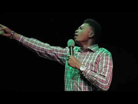 Video (stand-up): Comedian ATM Narrates When Vernacular Was Banned In His School