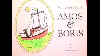 amos boris childrens book