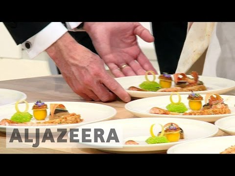 Top chefs compete at world's most prestigious cook-off