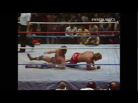 Roddy Piper vs Paul Orndorff 1985