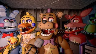 [FNAF/SFM] THE ROCKSTAR ANIMATRONIC'S VOICES (OLD) Video