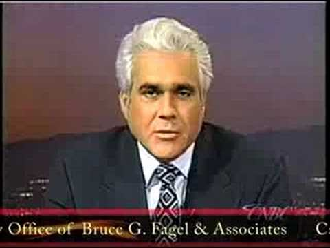 Dr. Bruce Fagel on Gerald Rivera Live - Hospital Malpractice