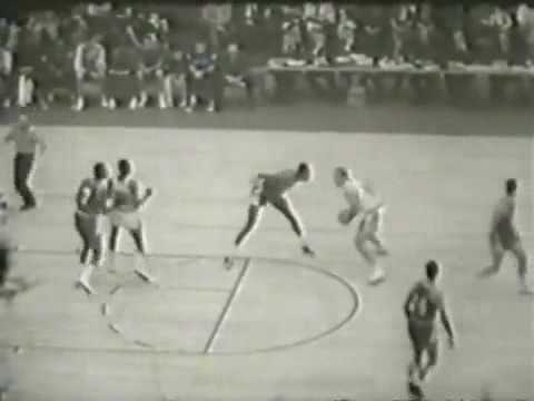 Wilt Chamberlain 1962 All Star Game Highlights