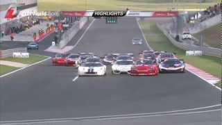 Spain - GT1 Navarra Qualifying Race Short Highlights