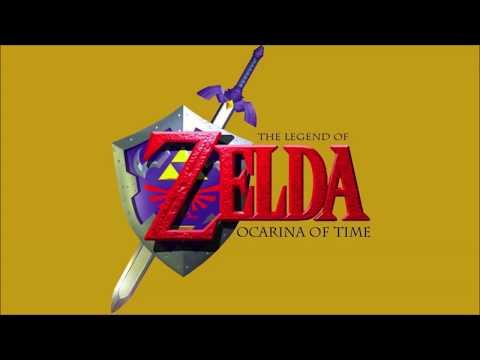 Gerudo Valley - The Legend of Zelda: Ocarina Of Time