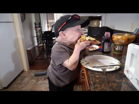 Thumbnail: How to Make the Best Sandwich Ever | Verne Troyer