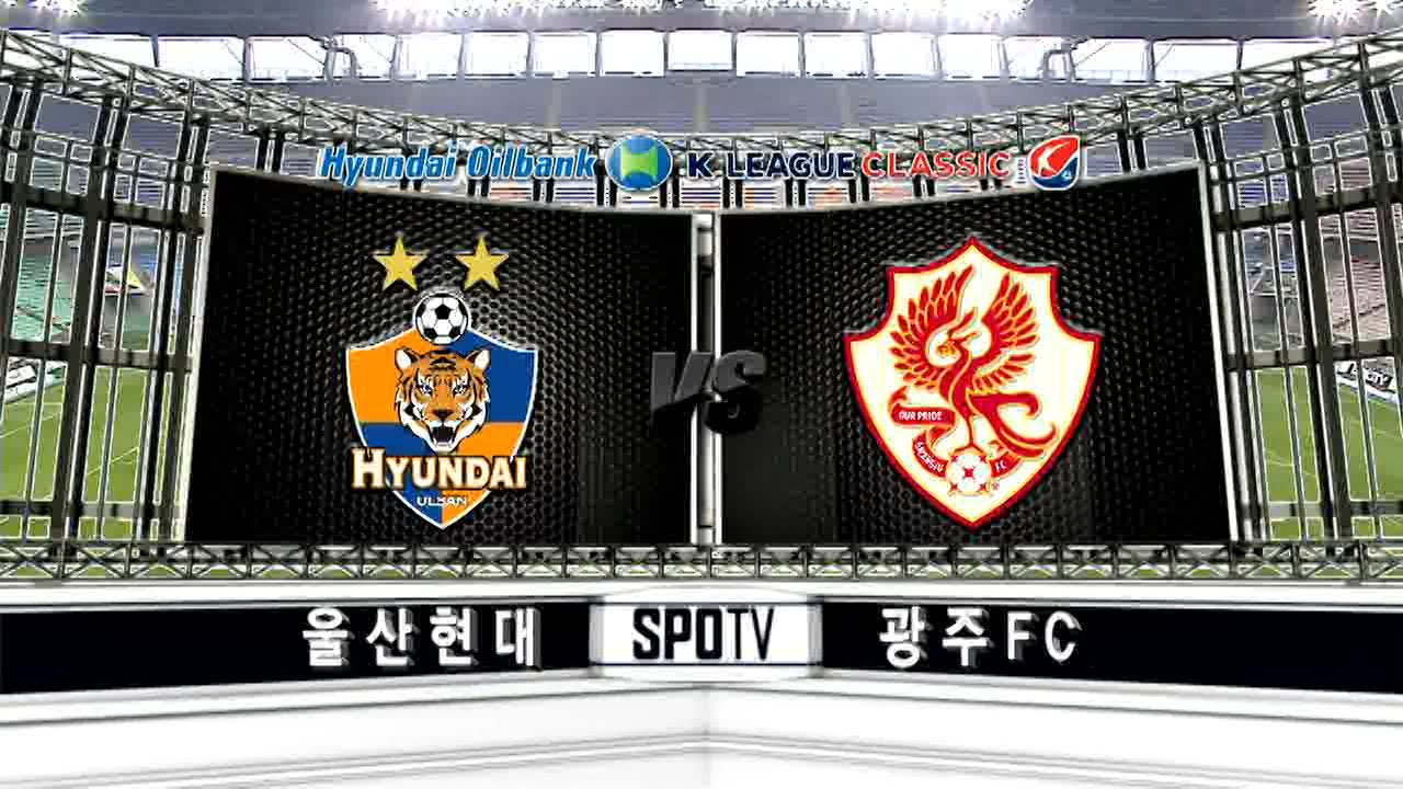 Ulsan Hyundai Horang-i 0-1 Gwangju Football Club