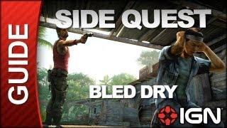Far Cry 3 Walkthrough - Side Mission: Bled Dry
