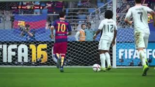 MENUDO VACILÓN!!! | FIFA16 DEMO PS4 Gameplay Español