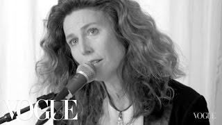 "Sophie B. Hawkins Performs, ""Damn I Wish I Was Your Lover"" - Vogue"