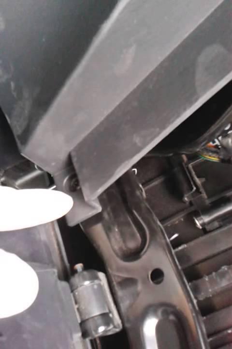 1999 Honda Crv Cabin Air Filter Replacement.