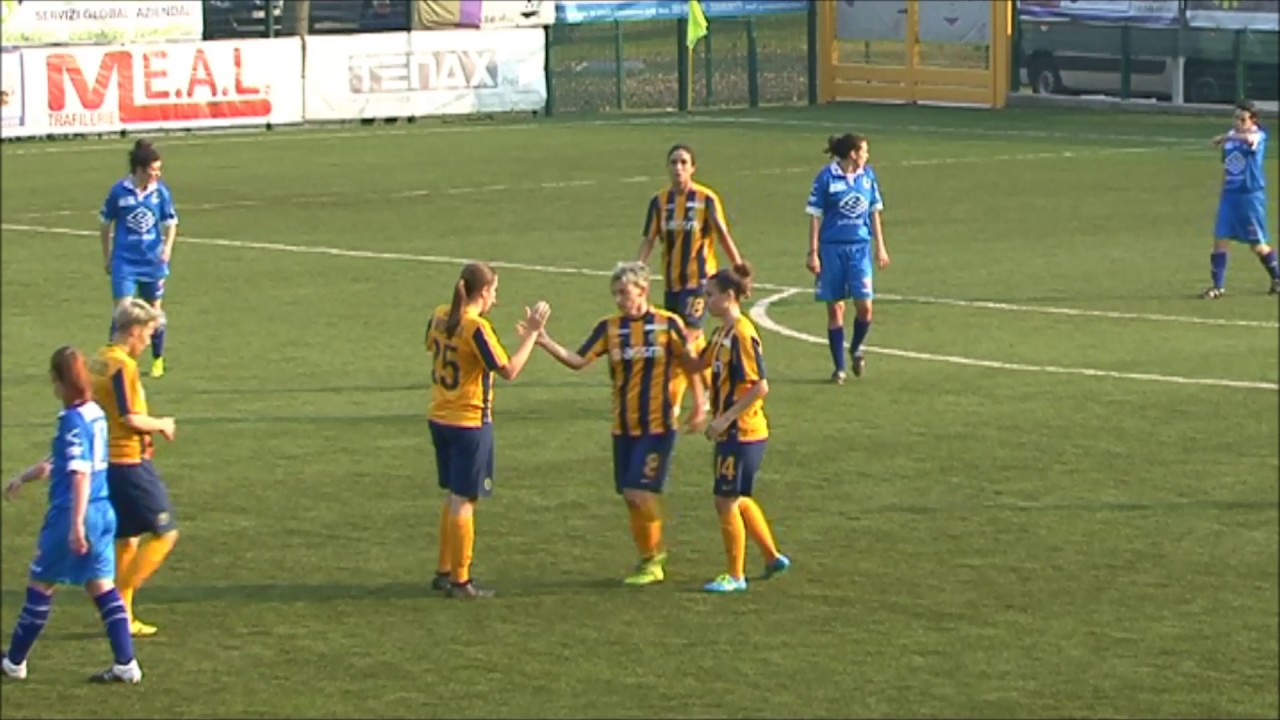 Highlights Como Vs. Agsm Verona