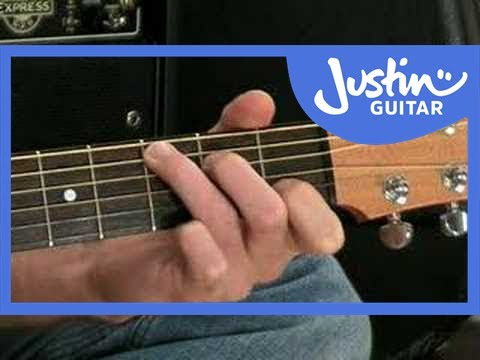 Auld Lang Syne for Solo Guitar #1of4 (Christmas Songs Guitar Lesson ST-101) How to play