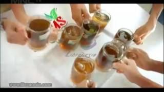 Iklan Tea Jus - Nikmatnya Tea Jus Ceriakan Suasana