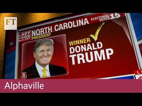 Tech lobbyist on Trump win   FT Alphaville